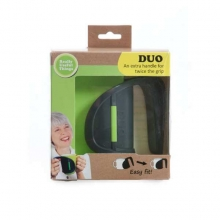Duo Clip On Handle For Mugs (Black Only)