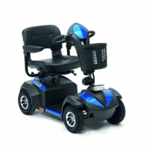 Envoy 4mph Scooter - Blue (Batteries Not Included)