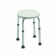 Round Shower Stool Retail Packed (Pcs/Outer 4)